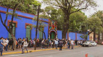 Museo Frida Khalo - CD de México
